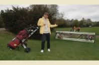 Stara Myslivna Konopiste Golf Pro Paraple 11