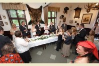Stara Myslivna Konopiste Restaurace Svatba 08