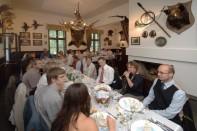 Stara Myslivna Konopiste Restaurace Svatba 11