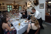 Stara Myslivna Konopiste Restaurace Svatba 15