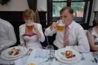 Stara Myslivna Konopiste Restaurace Svatba 16