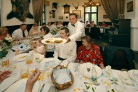 Stara Myslivna Konopiste Restaurace Svatba 26