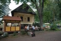 Restaurace Stara Myslivna Konopiste Zahradky 25